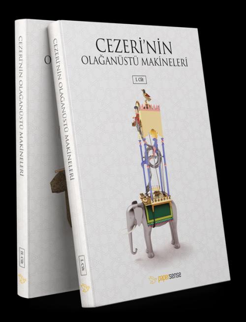 Cezeri'nin Olağanüstü Makineleri<br> (2 Cilt Takım)